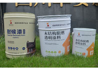 China 0.3mm Halogen Free Safe Flame Retardant Spray Paint  For Wood Timber Intumescent factory