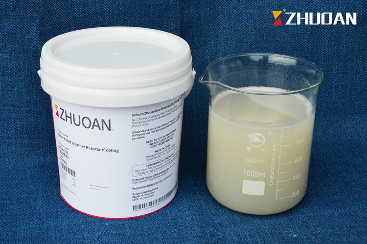 Waterborne Water Resistant Spray Paint For Outdoor Wood