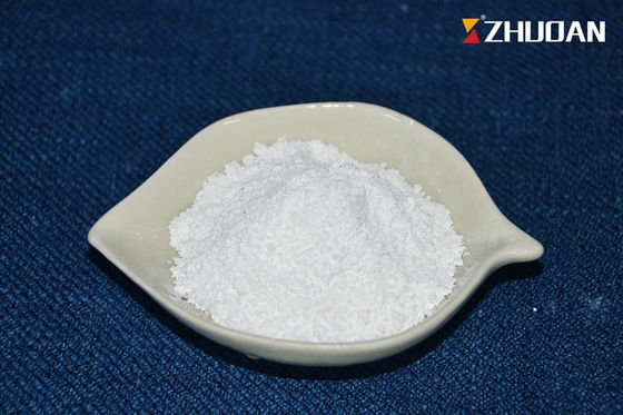 Anti Termite Insect Non Halogenated Flame Retardant Polymers Macromolecule White